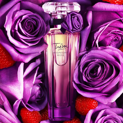 لانکوم مدل Tresor Midnight Rose